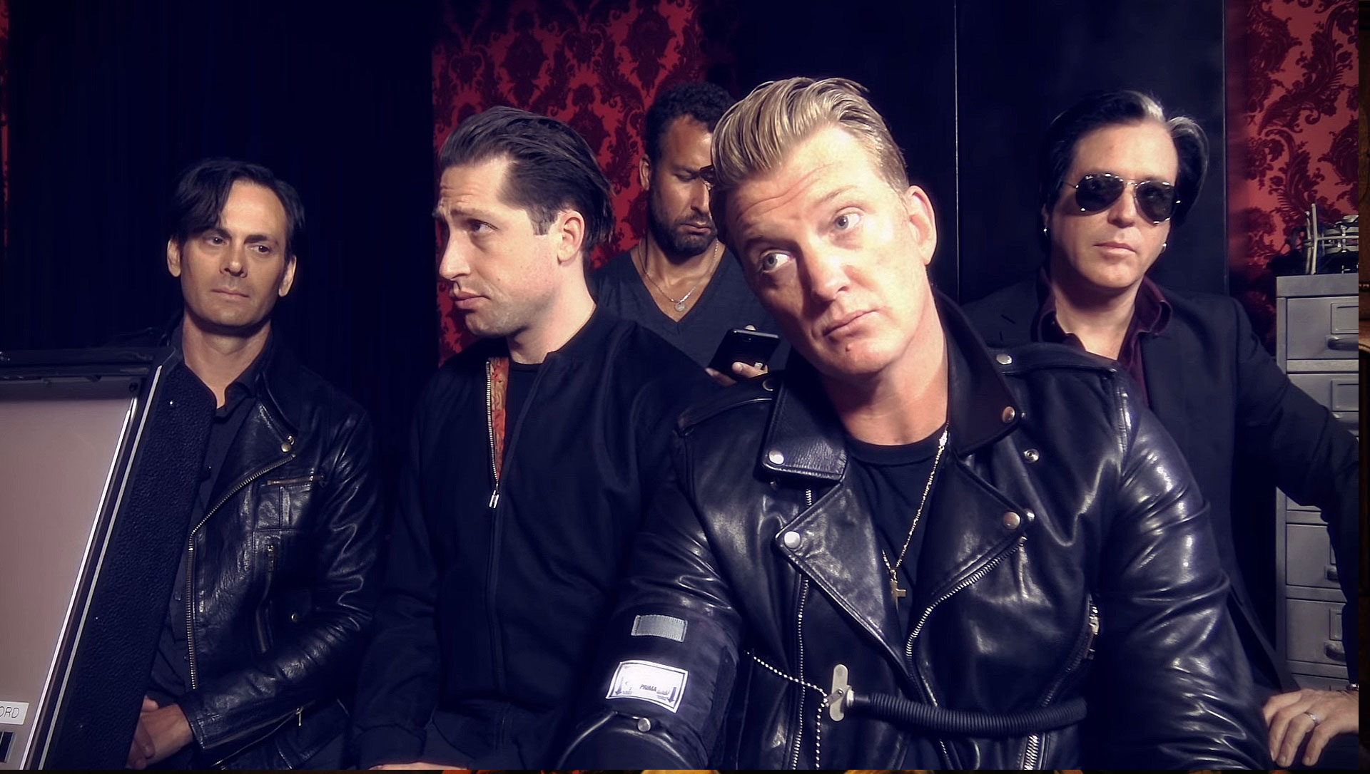Queens Of The Stone Age Are Villains