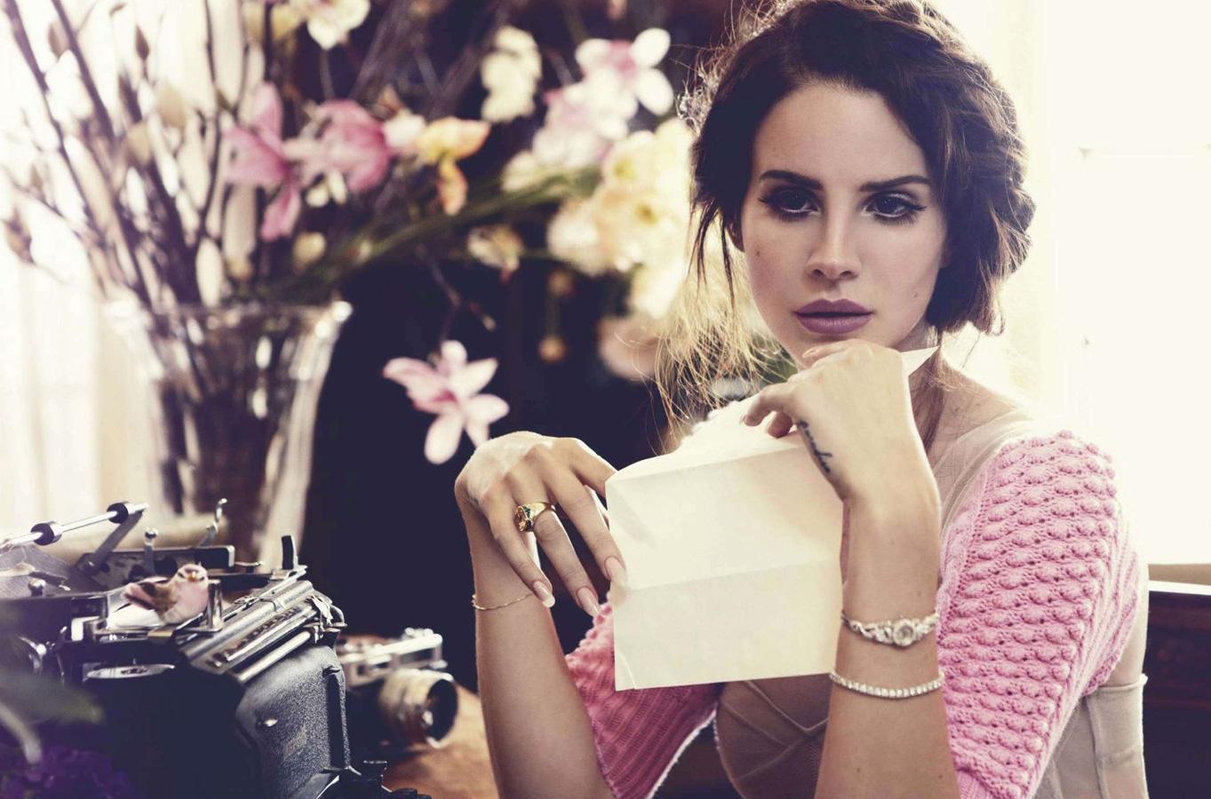 Awesome Beautiful Lana Del Rey Wallpaper Melroze