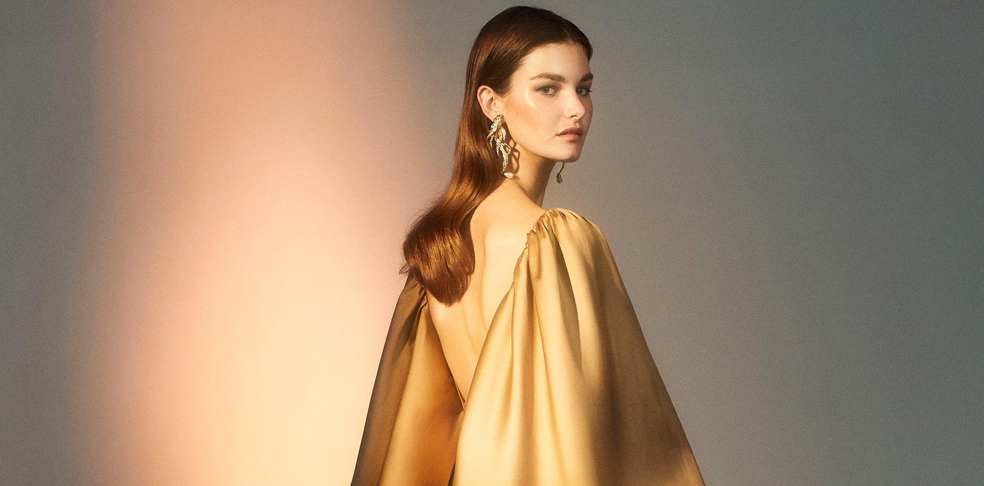 Alberta Ferretti – Fall 2019 Couture